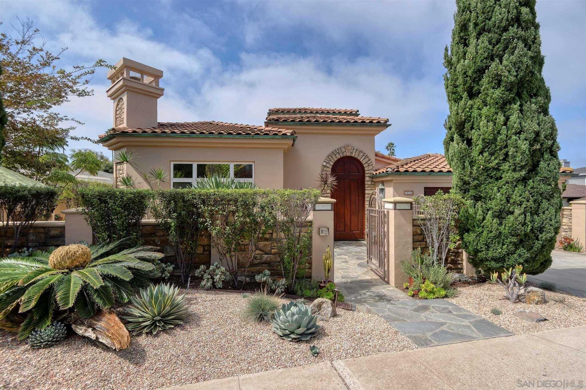 $4,600,000 - 4Br/4Ba -  for Sale in Lower Hermosa, La Jolla