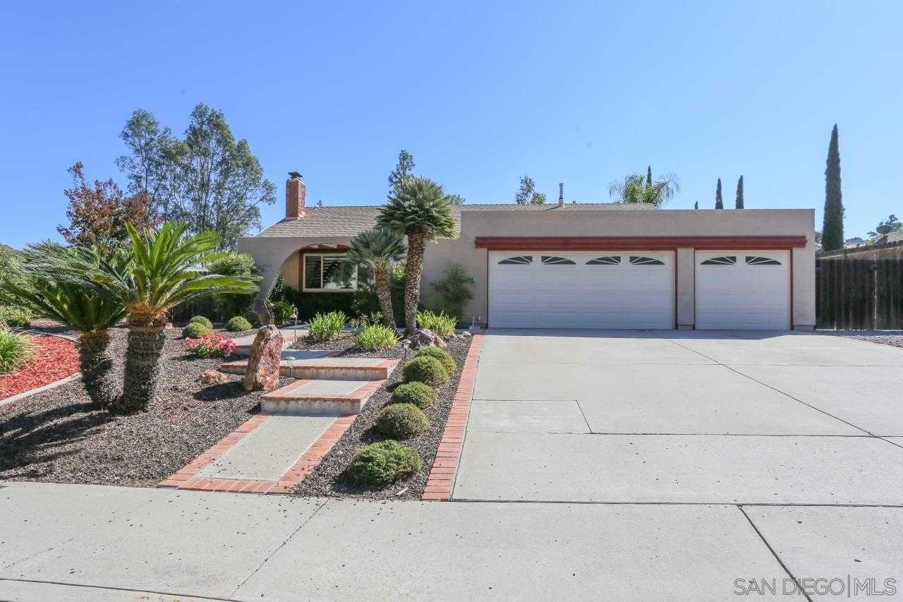 $639,000 - 3Br/2Ba -  for Sale in Los Coches Estates, Lakeside