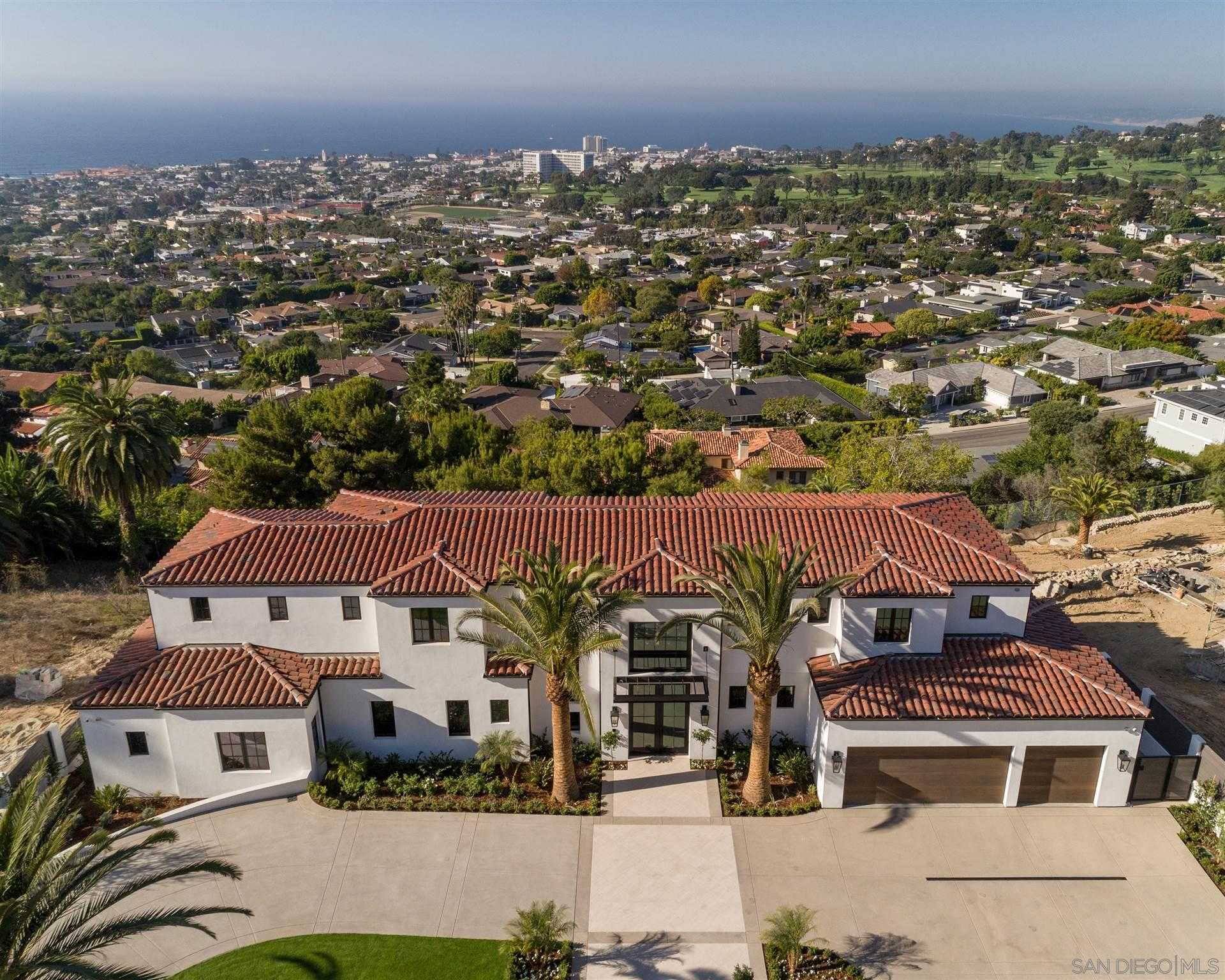 $12,995,000 - 6Br/9Ba -  for Sale in Muirlands, La Jolla