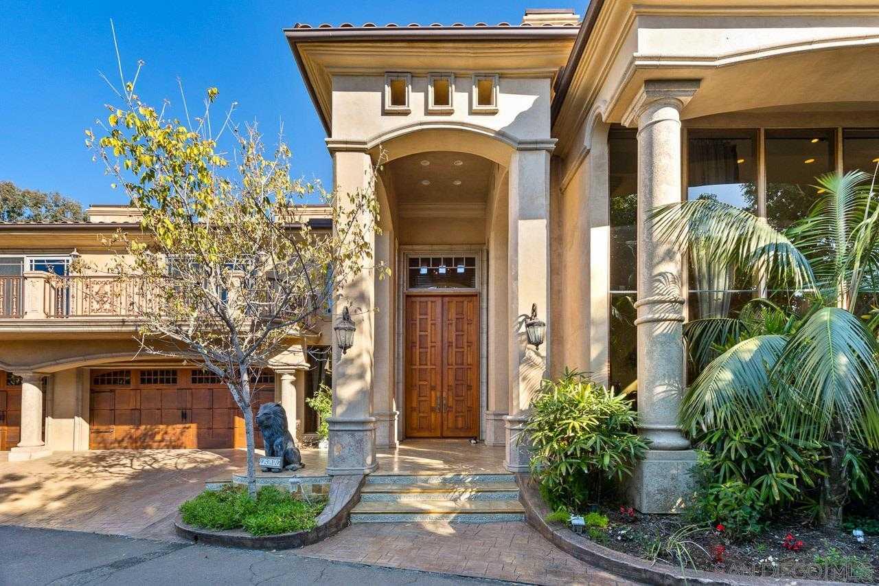 $6,895,000 - 5Br/6Ba -  for Sale in La Jolla Farms, La Jolla
