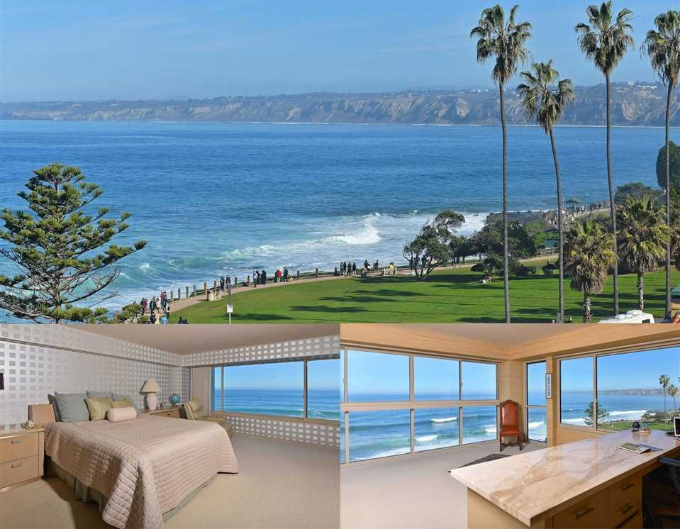$4,975,000 - 3Br/2Ba -  for Sale in Oceanfront Village, La Jolla