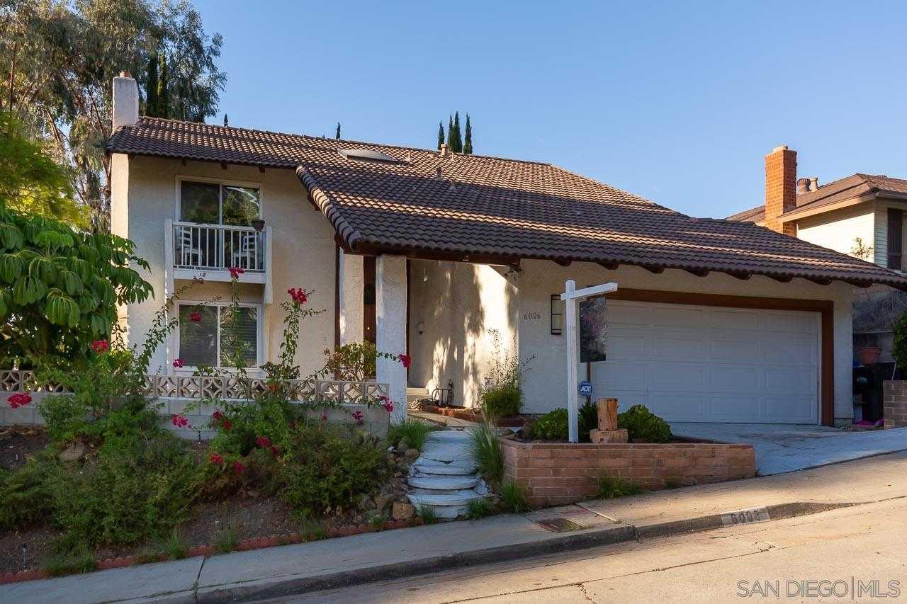 $848,000 - 5Br/3Ba -  for Sale in Del Cerro, San Diego
