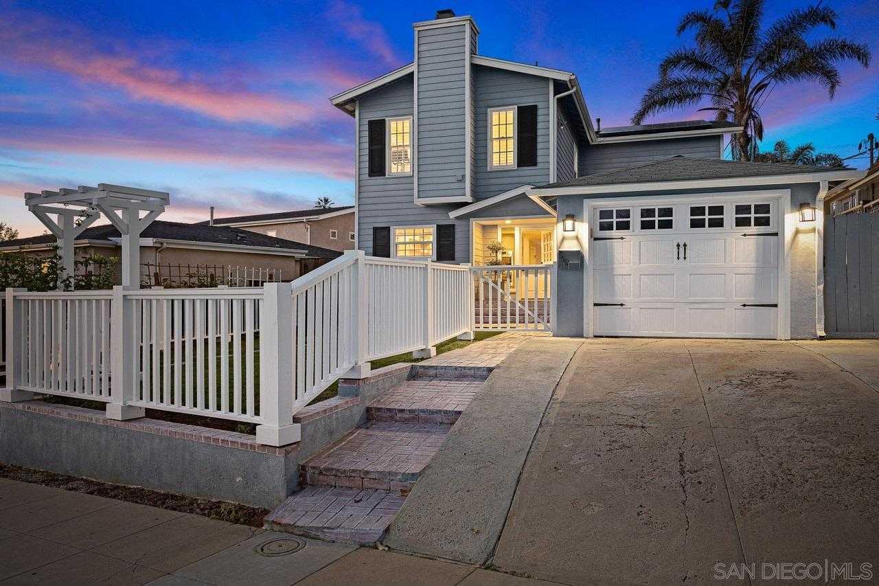 $2,590,000 - 3Br/2Ba -  for Sale in Bird Rock, La Jolla