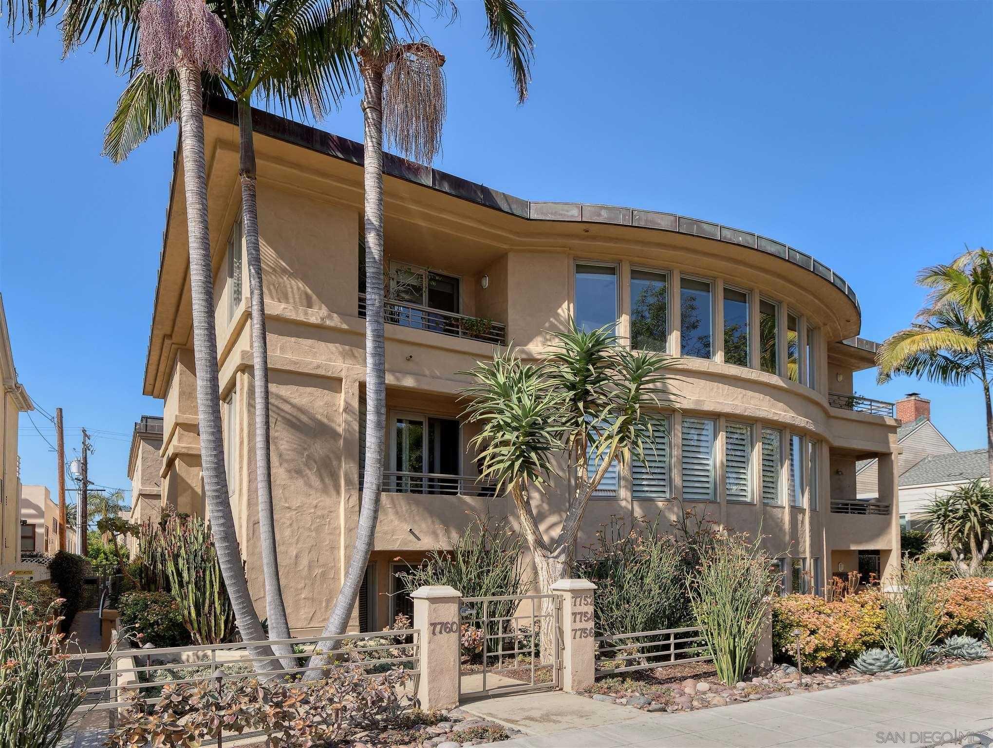 $2,395,000 - 3Br/3Ba -  for Sale in Downtown La Jolla, La Jolla