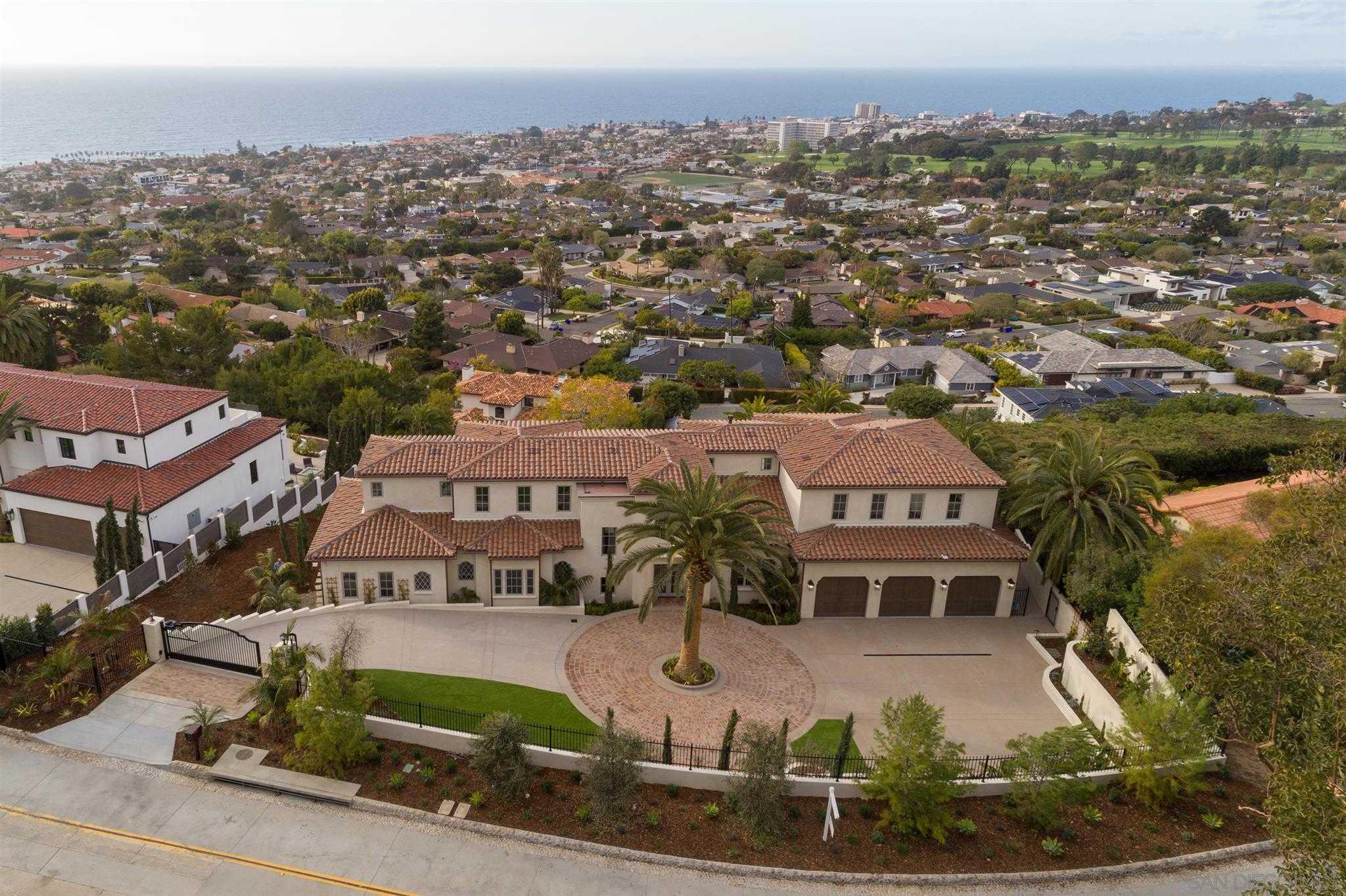 $12,995,000 - 7Br/10Ba -  for Sale in Muirlands, La Jolla