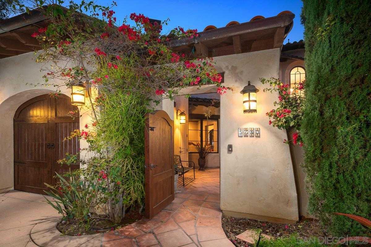 $3,197,500 - 4Br/4Ba -  for Sale in Soledad Corona Estates, La Jolla