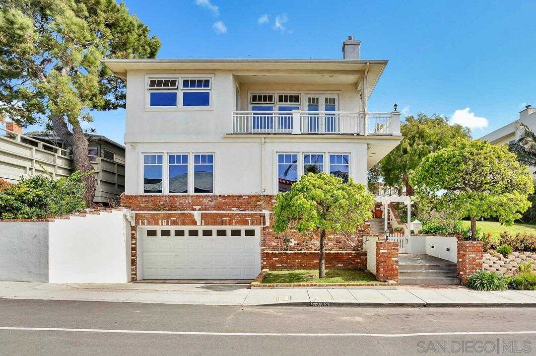 $3,800,000 - 4Br/4Ba -  for Sale in Bird Rock, La Jolla