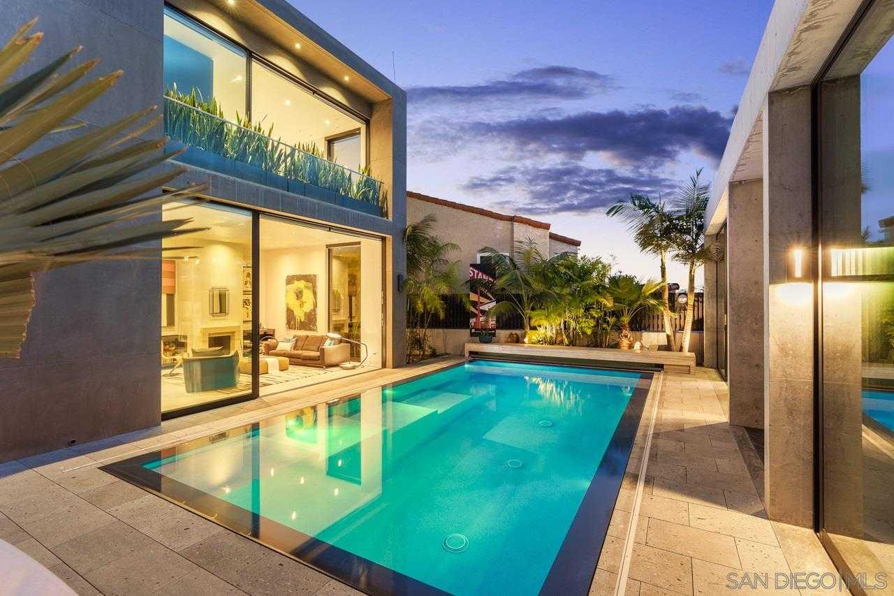 $6,995,000 - 3Br/4Ba -  for Sale in La Jolla, La Jolla