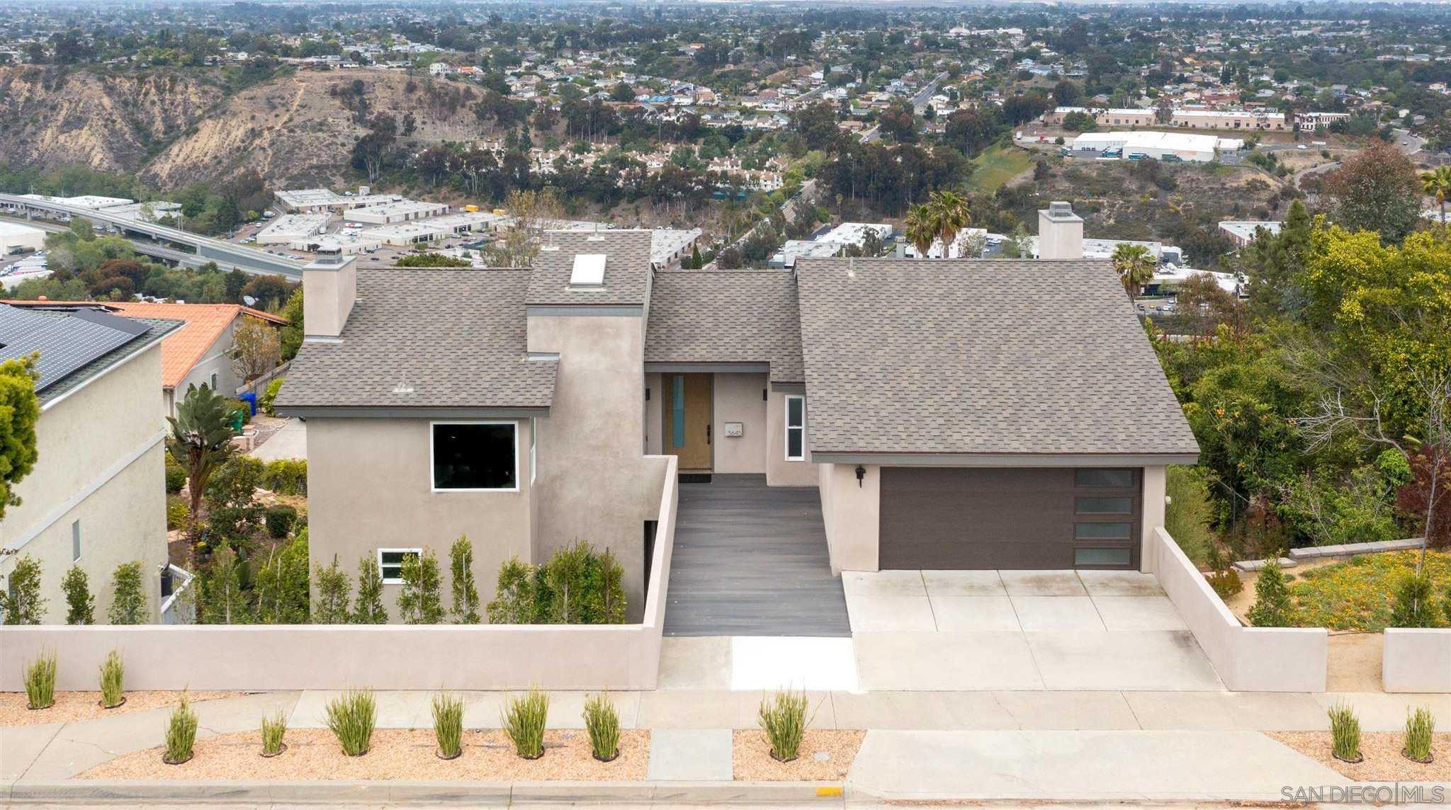 $2,295,000 - 5Br/4Ba -  for Sale in Soledad Mountain La Jolla, La Jolla