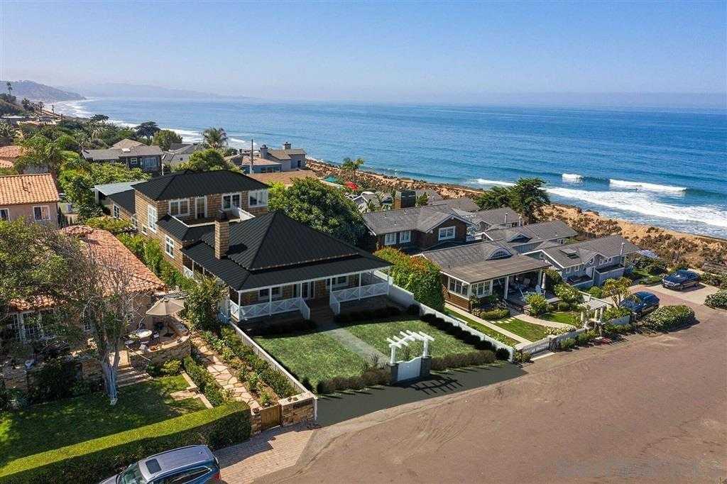 $10,650,000 - 5Br/8Ba -  for Sale in Old Del Mar, Del Mar