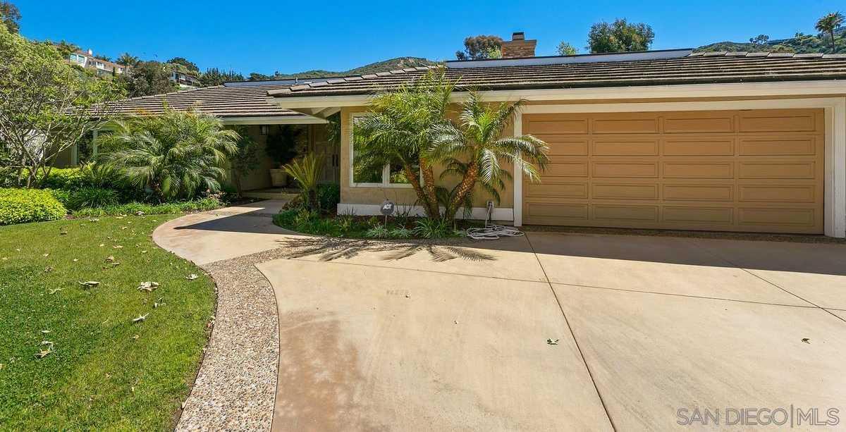 $1,945,000 - 4Br/4Ba -  for Sale in Hidden Valley Estates, La Jolla
