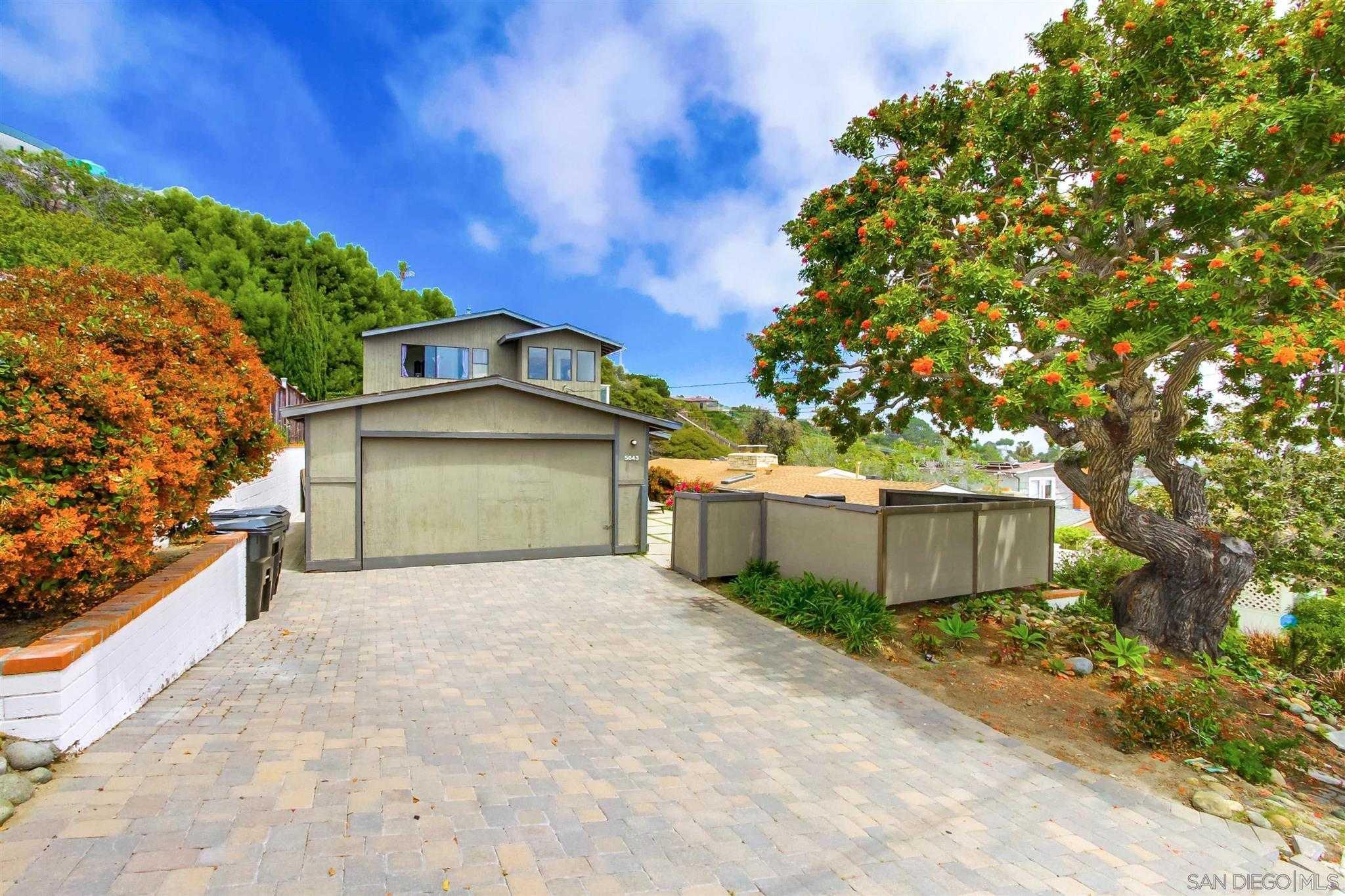 $2,195,000 - 5Br/3Ba -  for Sale in Bird Rock, La Jolla