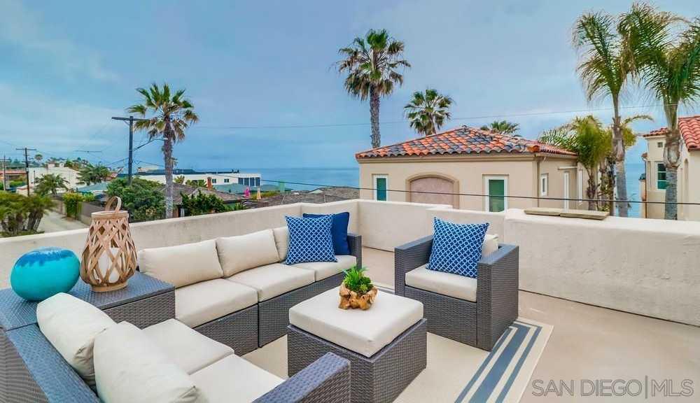 $3,395,000 - 3Br/3Ba -  for Sale in Windansea, La Jolla