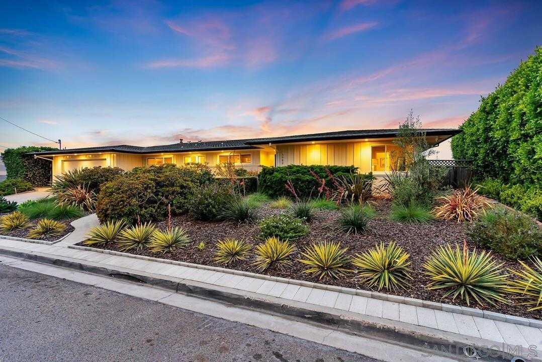 $3,975,000 - 3Br/4Ba -  for Sale in La Jolla Corona Estates, La Jolla