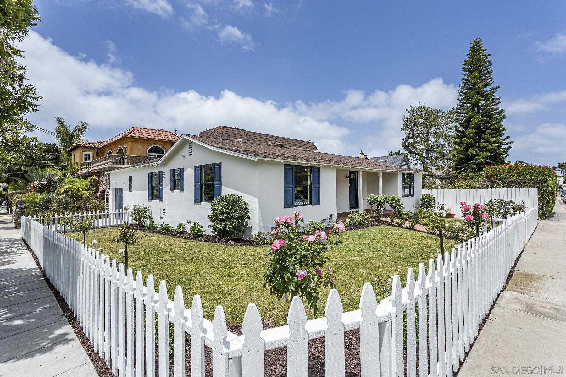 $2,490,000 - 5Br/5Ba -  for Sale in La Jolla, La Jolla