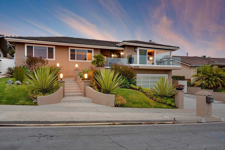 $3,495,000 - 4Br/3Ba -  for Sale in La Jolla Mesa, La Jolla