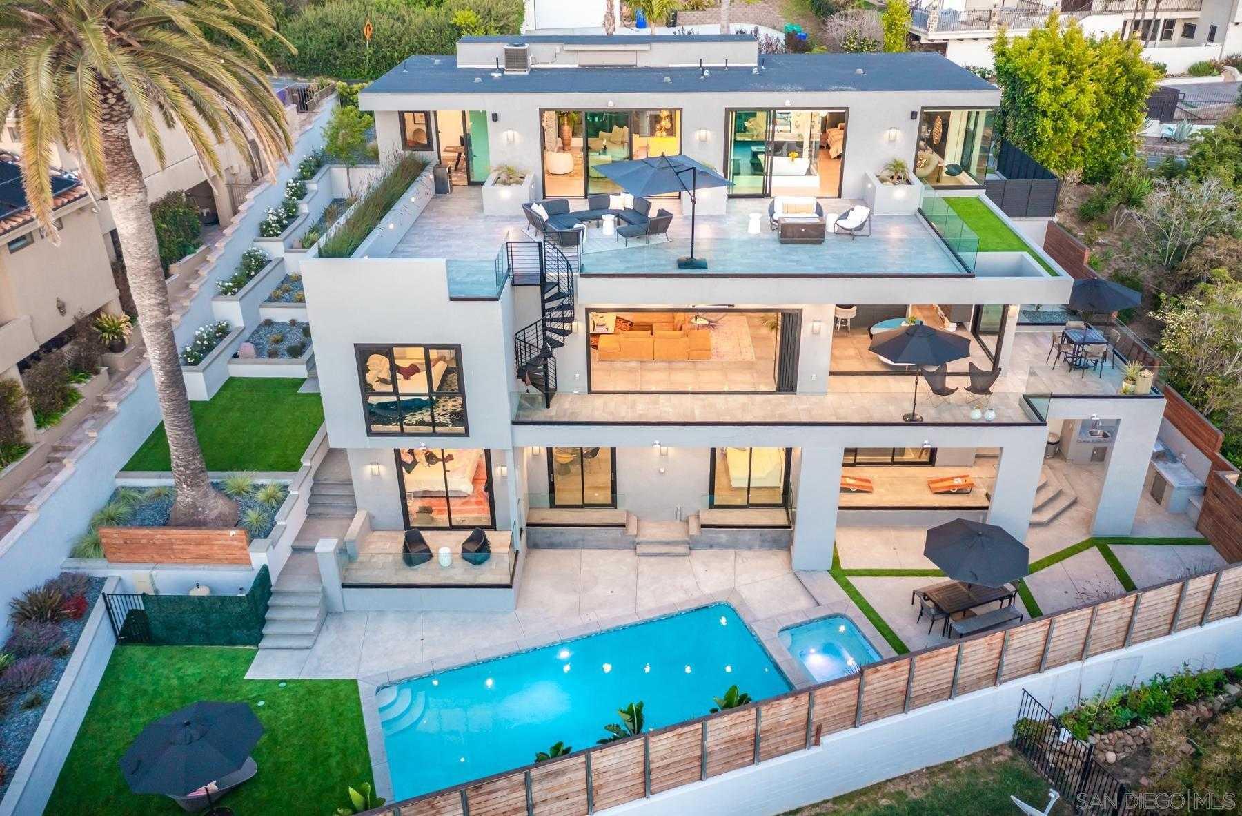$6,500,000 - 4Br/5Ba -  for Sale in La Jolla, La Jolla