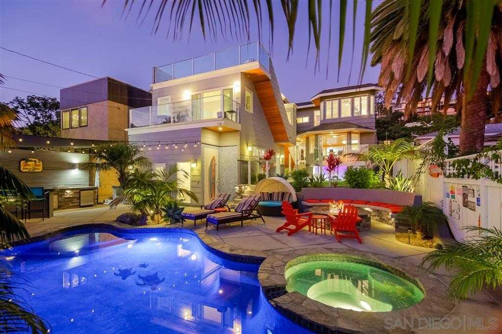 $3,999,995 - 5Br/4Ba -  for Sale in Village, La Jolla