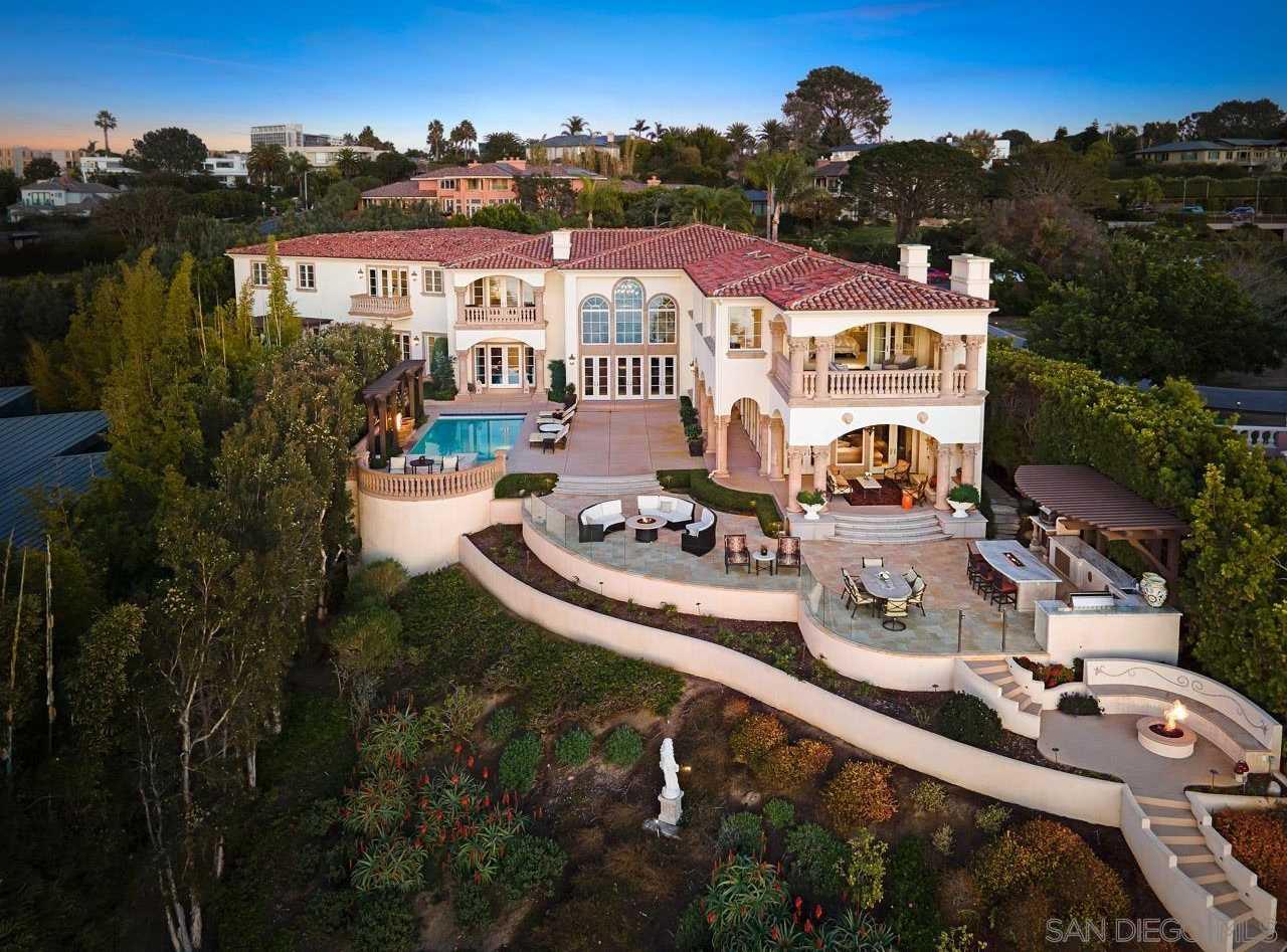 $20,995,000 - 7Br/6Ba -  for Sale in La Jolla Farms, La Jolla