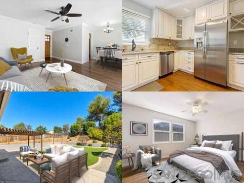 $675,000 - 3Br/1Ba -  for Sale in Allied Gardens, San Diego