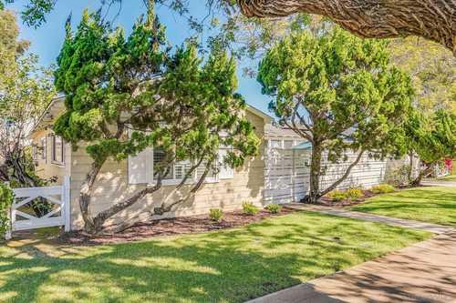 $2,595,000 - 3Br/3Ba -  for Sale in Coronado Village, Coronado