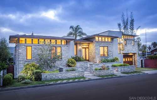 $4,250,000 - 3Br/3Ba -  for Sale in Beach Colony, Del Mar
