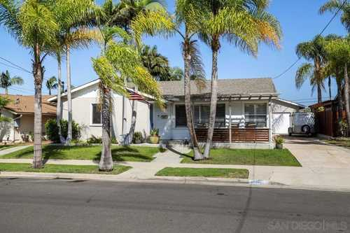 $890,000 - 3Br/2Ba -  for Sale in Clairemont, San Diego
