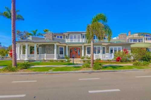 $4,499,000 - 5Br/4Ba -  for Sale in Coronado Village, Coronado