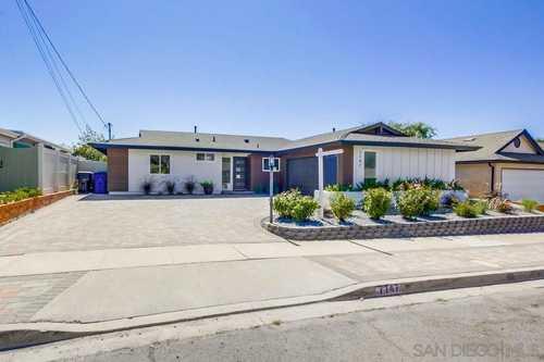 $1,149,000 - 3Br/2Ba -  for Sale in San Carlos, San Diego