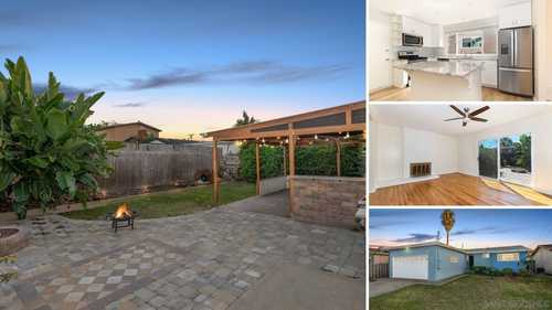 $849,999 - 3Br/2Ba -  for Sale in Clairemont East, San Diego