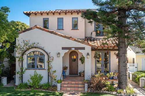 $3,250,000 - 4Br/5Ba -  for Sale in Coronado Beach South, Coronado