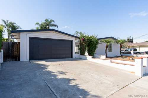 $959,999 - 4Br/2Ba -  for Sale in Clairemont Mesa West, San Diego