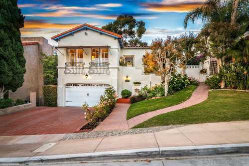 $2,299,999 - 5Br/4Ba -  for Sale in Mission Hills, San Diego