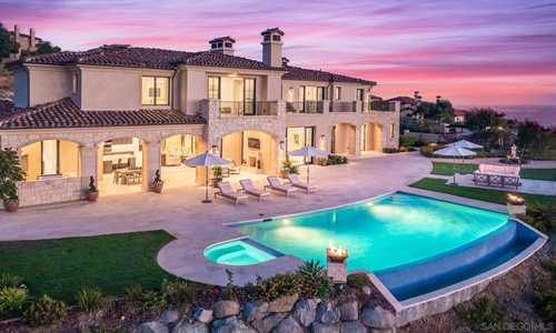 $6,995,000 - 5Br/6Ba -  for Sale in Cielo, Rancho Santa Fe