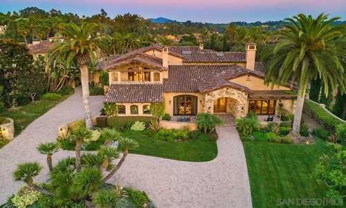 $7,800,000 - 5Br/7Ba -  for Sale in The River Estates, Rancho Santa Fe