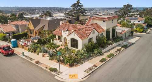 $2,550,000 - 3Br/3Ba -  for Sale in Mission Hills, San Diego