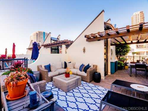 $1,325,000 - 3Br/4Ba -  for Sale in Marina District, San Diego