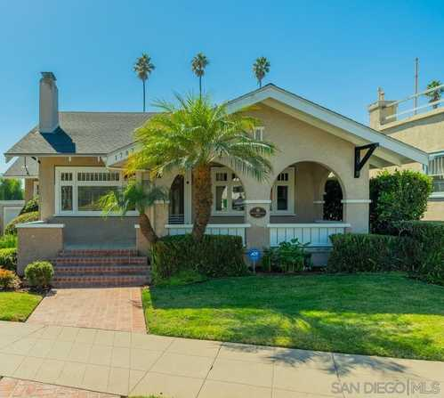 $1,395,000 - 2Br/2Ba -  for Sale in Mission Hills, San Diego