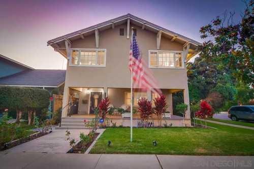 $3,575,000 - 3Br/3Ba -  for Sale in Village, Coronado