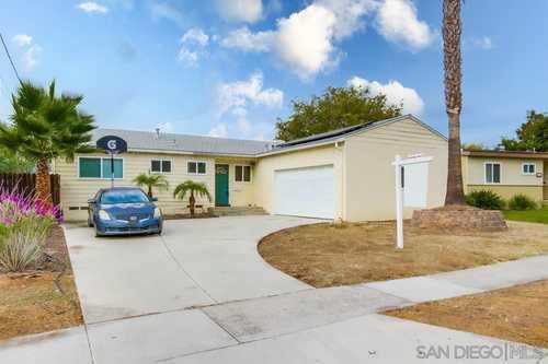 $699,000 - 3Br/2Ba -  for Sale in Lake Murray Village, La Mesa