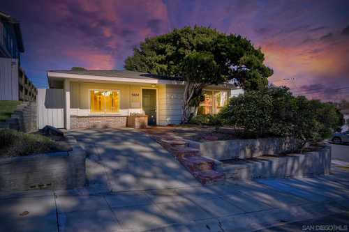 $1,295,000 - 3Br/1Ba -  for Sale in Point Loma Manor, San Diego
