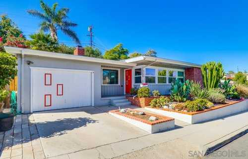 $789,000 - 3Br/2Ba -  for Sale in Rolando Village, San Diego