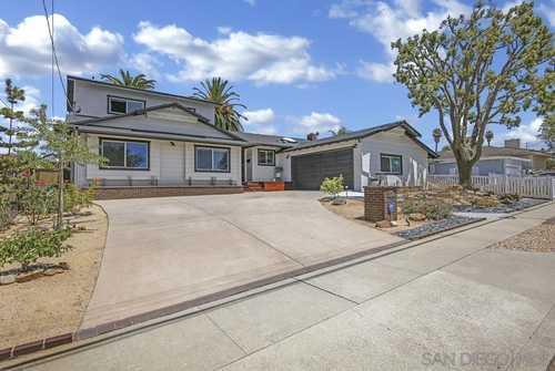 $1,375,000 - 5Br/3Ba -  for Sale in Del Cerro, San Diego