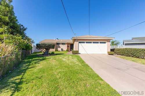$598,900 - 3Br/2Ba -  for Sale in Skyline, San Diego