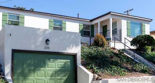 $685,000 - 5Br/2Ba -  for Sale in Valencia Park, San Diego