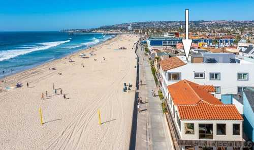 $4,399,000 - 1Br/2Ba -  for Sale in Pacific Beach, San Diego