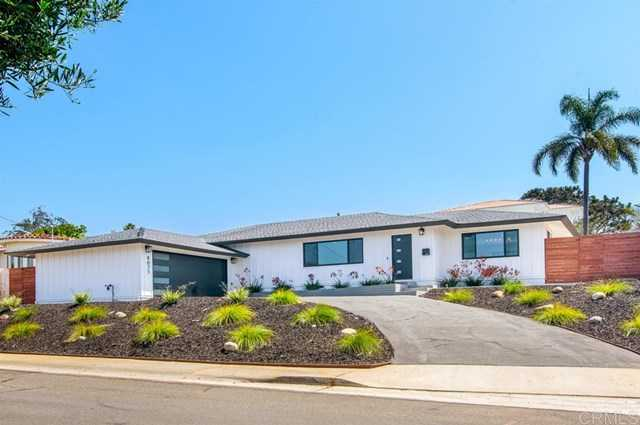 $2,094,500 - 3Br/2Ba -  for Sale in La Jolla