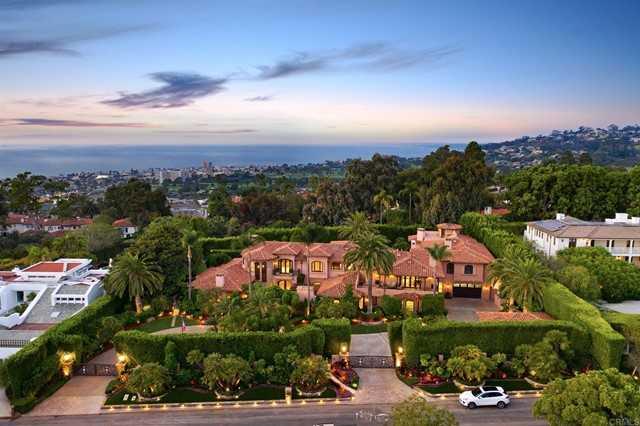 $13,500,000 - 5Br/11Ba -  for Sale in La Jolla