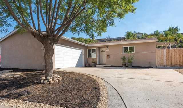 $605,000 - 3Br/2Ba -  for Sale in La Mesa