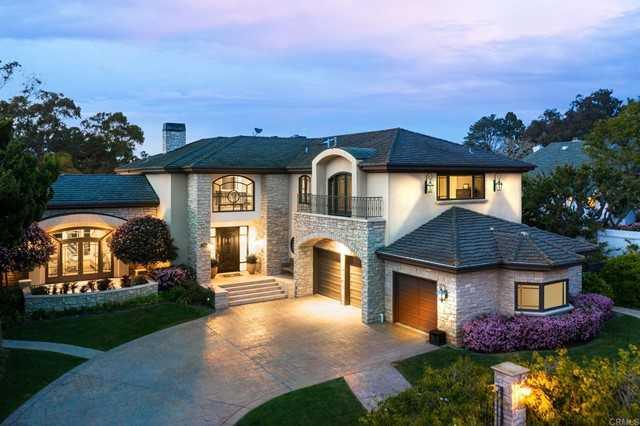 $9,595,000 - 5Br/7Ba -  for Sale in Muirlands, La Jolla